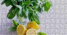Free Online Jigsaw Puzzles, Fresh Basil, Wallpaper, Wallpapers, Wall Papers