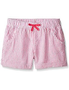 Gymboree Little Girls Seersucker Short. *** For more information, visit image link. We are a participant in the Amazon Services LLC Associates Program, an affiliate advertising program designed to provide a means for us to earn fees by linking to Amazon.com and affiliated sites.