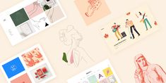 Illustration are in high demand as they can make any project look more visually appealing. Take a look at the top 13 websites for downloading illustrations. Amazing Websites, Cool Websites, News Web Design, Free Illustrations, Portfolio Design, Vector Art, Gallery Wall, Projects, Knowledge