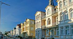 Bäderarchitektur, Bansin, Usedom