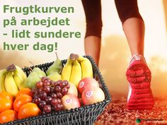 Frugtkurven på arbejdet - lidt sundere hver dag! Oplev fornyet energi med en sund og lækker frugtkurv på din arbejdsplads. www.frugtkurven.dk