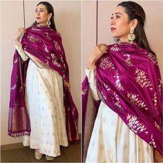 Pakistani Wedding Dresses, Indian Wedding Outfits, Indian Outfits, Sikh Wedding, Indian Attire, Indian Wear, Indian Designer Outfits, Designer Gowns, Dress Indian Style