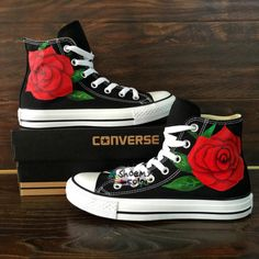 9 Admirable Tricks: Jordan Shoes Collection summer shoes for girls.Casual Shoes For Fall black shoes nike.Summer Shoes For Girls. High Top Sneakers, Converse Sneakers, Canvas Sneakers, High Heels, Painted Sneakers, Hand Painted Shoes, Hand Painted Canvas, Tenis All Star Vermelho, Cute Shoes