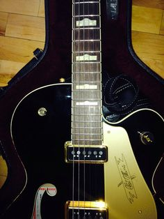 Rare Black Gretsch 6120 DSV Chet Atkins -  One of only 20 made
