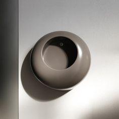 Orinatoi Mini Ball wall hung urinal | Architonic Slot, Flooring, Interior Design, Heart, Mini, Wall, House, Ideas, Nest Design