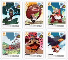 """Ankama games has released a new board game: """"75 Gnom' Street"""", I did the illustration/characters on it ! 75 Gnom' Street is a fight for territory and information. Over the course of several rounds, players will try to control parts of the garden and..."""