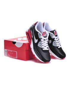 Nike Quickstrike Air Max 90 2014 LTR QS Trainers White Infrared Black