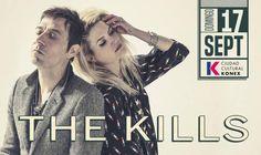 The Kills en Argentina en Ciudad Cultural Konex
