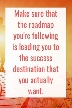 Business Success quote - It's absolutely fine that we all have different ideas of what success is. The key is to get really clear about what success means to you personally and then create your roadmap to success. New Quotes, Quotes To Live By, Motivational Quotes, Life Quotes, Inspirational Quotes, Music Quotes, Famous Quotes, Wisdom Quotes, Success Meaning