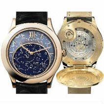 Van Cleef & Arpels - Midnight in Paris  With its Midnight in Paris watch, Van Cleef & Arpels enables collectors, wherever they are in the world, to look at the exact position of the stars in the Paris sky.