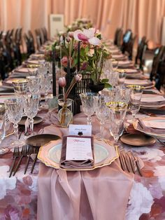 Get the look: Blush Graceful table runner and Berry Eden table linen Wedding Bride, Floral Wedding, Wedding Colors, Wedding Table Linens, Linen Rentals, Chair Covers, Get The Look, Table Runners, Berries