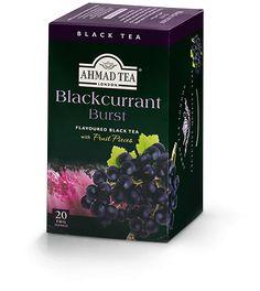 Ahmad Tea | Blackcurrant Burst