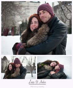 Life. Winter Hats, Winter Jackets, Engagement Pictures, Poses, Fun, Life, Fashion, Winter Coats, Figure Poses