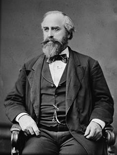 Carter Harrison, Sr (1825-1893)  U.S.Representative and 24th Mayor of Chicago.  My cousin.