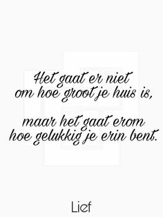 Text Quotes, Funny Quotes, Dutch Quotes, Empowering Quotes, Smile Quotes, Happy Thoughts, Cool Words, Quotes To Live By, Inspirational Quotes