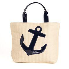 Waverly Straw Tote Bag