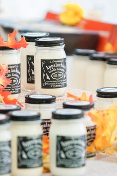 Appalachian Candle Company at Boone Heritage Festival Photo By Wayfaring Wanderer