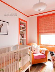 Inspiratie boost: gekleurde kozijnen en deurposten - Roomed | roomed.nl