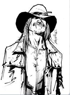 Skinner Sweet - American Vampire - Rafael Albuquerque