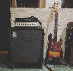 Follow @kw3hmd on Instagram: @Regrann from @killerbasses -  Super combo for groove! @ampeg and Fender Precision bass   #bass #doubletap #bassplayersunited #basstheworld #bassplayer #bassporn #bajo #bajosxclusivos #baixo #baixonatural #handmade #wood #tagsforlikes #like4like #contrabaixo #ampeg #fenderjazzbass #fender #Regrann