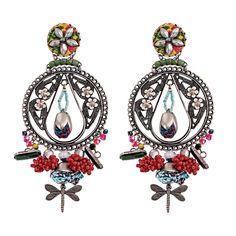 Ayala Bar earrings | AIBIJOUX | #AyalaBar #fashionjewellery #bijoux #bohostyle #AIBIJOUX #earrings