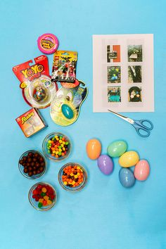 This year, try Easter with a twist: have an Easter egg scavenger hunt instead of the same old egg hunt. All you need are Easter baskets and imagination.