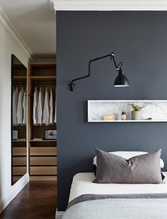 Masculine Bedroom Colors Amazing Unique – Bedroom Furniture – # … - Home Decor Unique Bedroom Furniture, Home Decor Bedroom, Bedroom Ideas, Furniture Ideas, Cheap Furniture, Bedroom Bed, Furniture Design, Bedroom Setup, Kids Bedroom