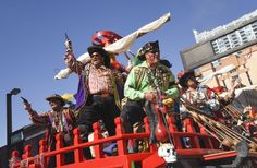 Buckhorn defies Gasparilla pirates, setting stage for Saturday invasion in Tampa Gasparilla Tampa, Local Attractions, Stage Set, Pirates, Image