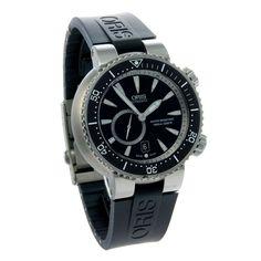 Oris Divers Titan Diver  Men s Automatic Watch 743-7638-7454RS MSRP $2500