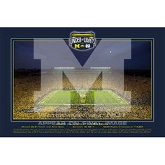 UMPS University of Michigan Football