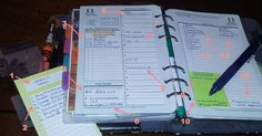 13 Things You Should Be Including in Your Planner That You Haven't Thought Of; New Ways to Use a Planner