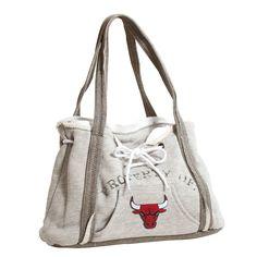 Chicago Bulls NBA Property Of Hoodie Purse