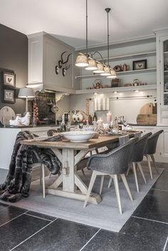 Gilyan's Interieur | Landelijk | Keuken | Luxus Wonen