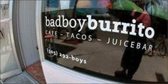 Bad Boy Burrito (Key West, Fl) Diners, Drive-Ins & Dives