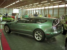 2000 Chrysler Citadel Concept Car
