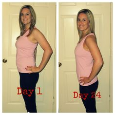 Snyders Tell All: Results of 24 Day Challenge