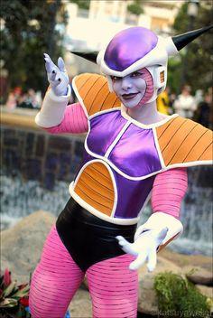 Freezer (Dragon Ball) #cosplays