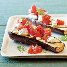 Grilled Eggplant, To
