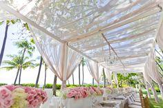 My dream wedding that I had in Hawaii @ lanikuhonua