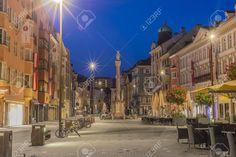 27558247-INNSBRUCK-AUSTRIA-AUG-16-St-Anne-Column-Annasaule-is-a-statue-of-the-Virgin-Mary-in-Maria-Theresien--Stock-Photo.jpg (1300×867)