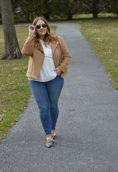 The Perfect Spring Moto I Can't Get Enough Of - Mommy In Heels