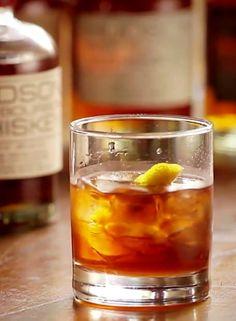 Maple Bourbon Smash.