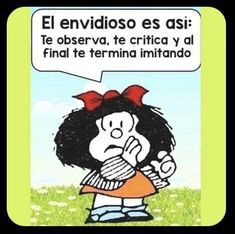 Funny Spanish Jokes, Spanish Humor, Spanish Quotes, Cartoon Wall, Cute Cartoon, Positive Messages, Positive Quotes, Words Quotes, Wise Words
