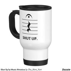 Shut Up by Music Notation