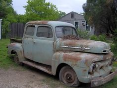 52 f1 extended cab - Ford Truck Enthusiasts Forums