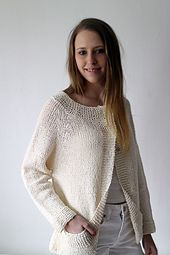 Ravelry: Katja pattern by Marita Rolin