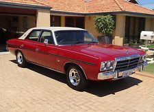 1978 CM. SE. Chrysler Regal (Burgundy)