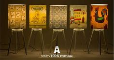 Iluztra. Creative lightning. Portuguese Brand