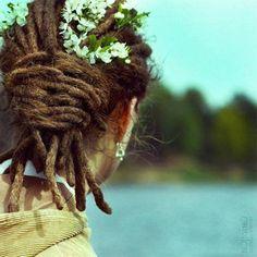 women dreadlock hairstyles