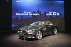 "2019 Mercedes-Benz CLS-Class video preview Mercedes-Benz created the four-door ""coupe"" segment with the CLS-Class more than a decade ago. Now that stylish segment is chock full of competitors including the Audi A7, BMW 6-Series Gran https://www.motorauthority.com/news/1114055_2019-mercedes-benz-cls-class-video-preview"